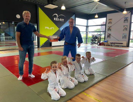uitgelichte afbeelding keurmerk judobond