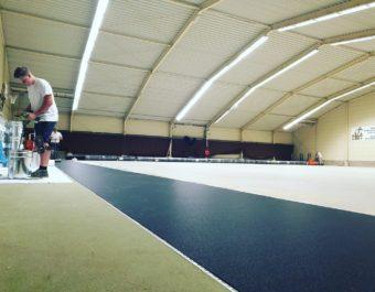 Events tennisbannen