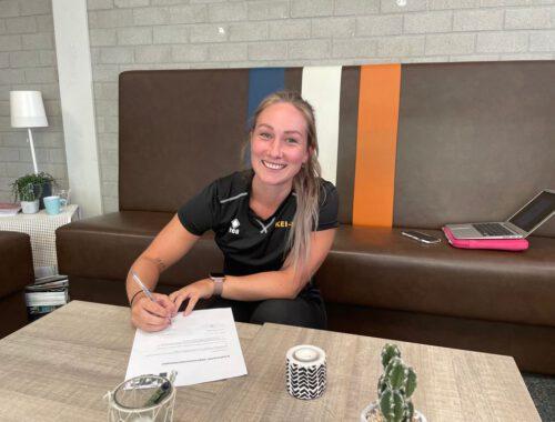 Kei-Fit Doetinchem verlengt contract met Tessa van Dam