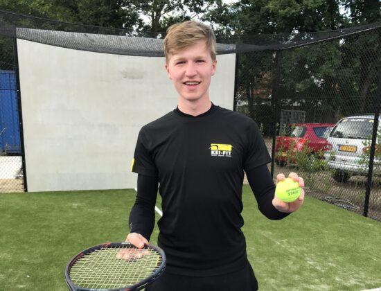 Tennis start