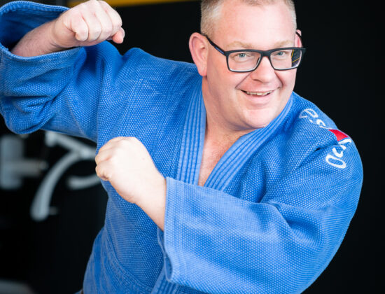 Judo Leraar