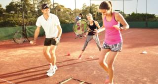NIEUW! Start met Kei-Fit Cardio Tennis